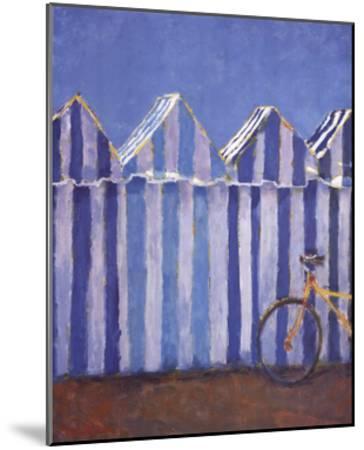 Behind the Beach-Manel Doblas-Mounted Art Print
