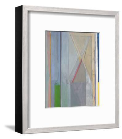 Ocean Park No. 16, 1968-Richard Diebenkorn-Framed Art Print