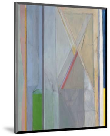 Ocean Park No. 16, 1968-Richard Diebenkorn-Mounted Art Print