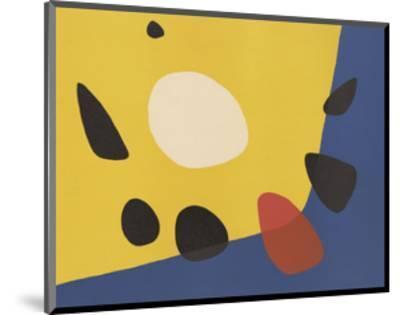 Untitled, 1963-Alexander Calder-Mounted Art Print