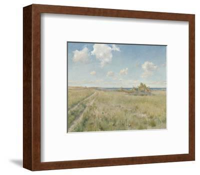 The Old Road to the Sea, c. 1893-William Merritt Chase-Framed Art Print