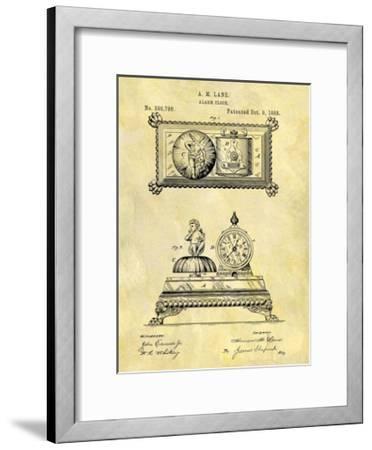 Alarm Clock, 1888-Dan Sproul-Framed Giclee Print