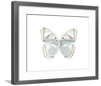 Butterfly in Mandarin-Julia Bosco-Framed Giclee Print