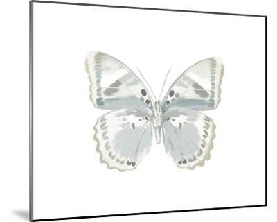 Butterfly in Mandarin-Julia Bosco-Mounted Giclee Print