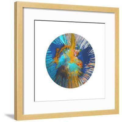 Circular Motion II-Josh Evans-Framed Giclee Print
