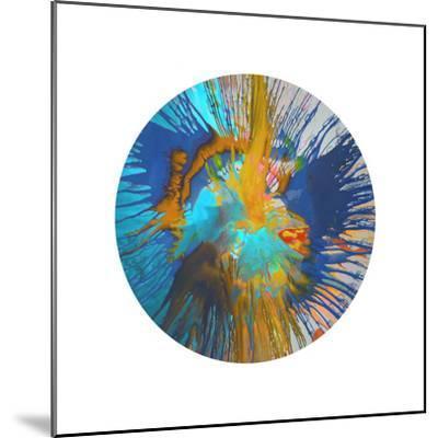 Circular Motion II-Josh Evans-Mounted Giclee Print