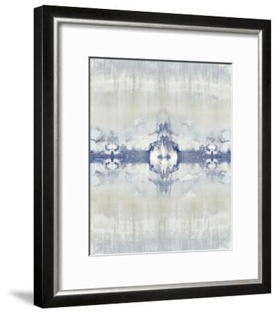 Entice - Indigo-Ellie Roberts-Framed Giclee Print