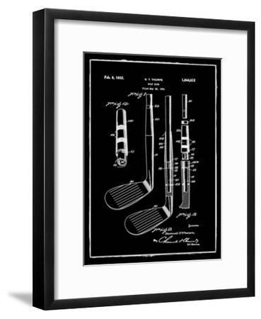 Golf Club, 1931-Bill Cannon-Framed Giclee Print