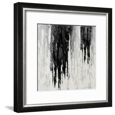 Neutral Space Noir I-Tom Conley-Framed Giclee Print