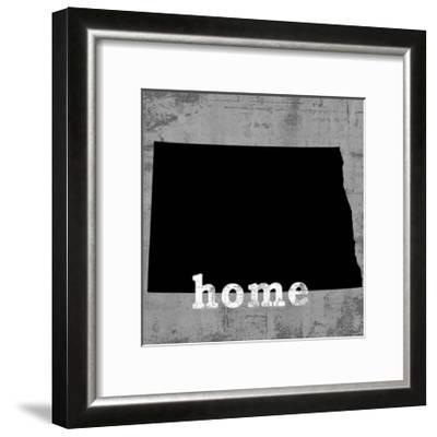 North Dakota-Luke Wilson-Framed Giclee Print
