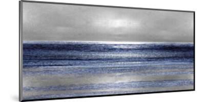 Silver Seascape II-Michelle Matthews-Mounted Giclee Print