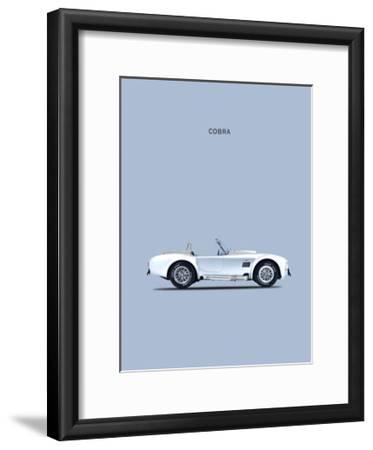 Shelby Cobra 65-Mark Rogan-Framed Giclee Print