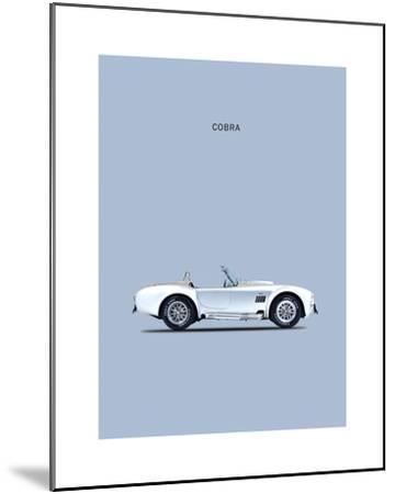 Shelby Cobra 65-Mark Rogan-Mounted Giclee Print
