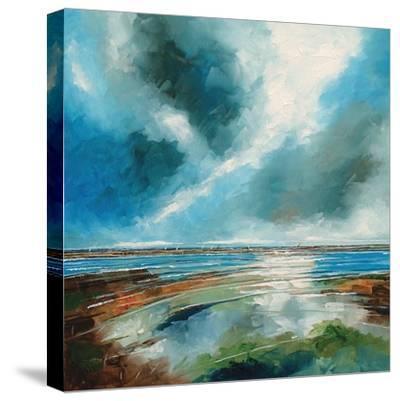 Salthouse View I-Stuart Roy-Stretched Canvas Print
