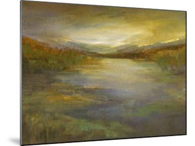Foothills-Sheila Finch-Mounted Giclee Print