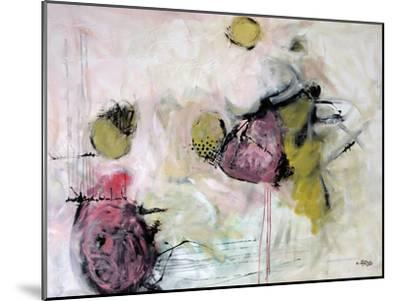 Crazy Thing-Annie Rodrigue-Mounted Art Print