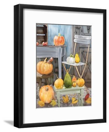 Fall Harvest-Advocate Art-Framed Art Print