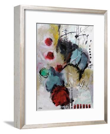 Eruptus 3381-Annie Rodrigue-Framed Art Print