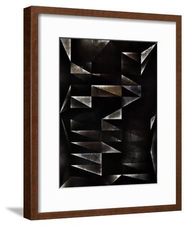 Hyr-Spires-Framed Art Print