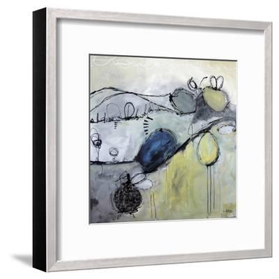Motus 101 (1)-Annie Rodrigue-Framed Art Print