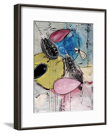 Motus 109-Annie Rodrigue-Framed Art Print
