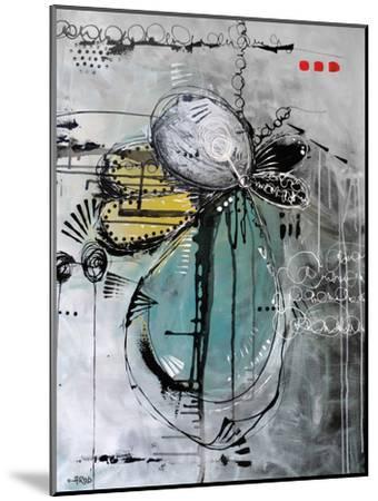 Motus De Poussiere-Annie Rodrigue-Mounted Art Print