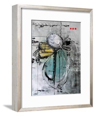Motus De Poussiere-Annie Rodrigue-Framed Art Print