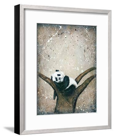 Naptime-Britt Hallowell-Framed Art Print