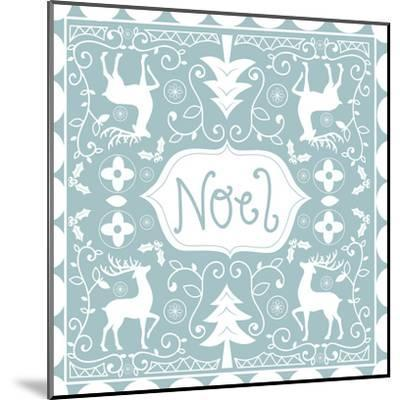 Noel-Advocate Art-Mounted Art Print