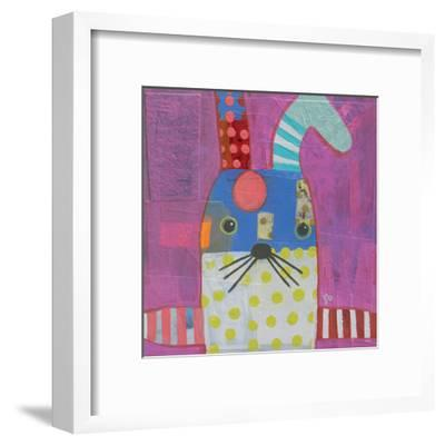 Rabbit-Julie Beyer-Framed Art Print
