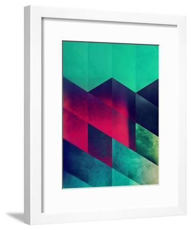 Styp 1-Spires-Framed Art Print