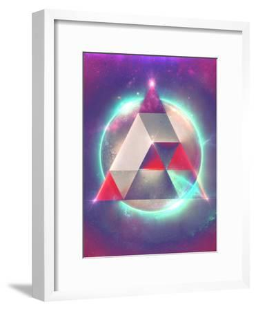 Try 4-Spires-Framed Art Print