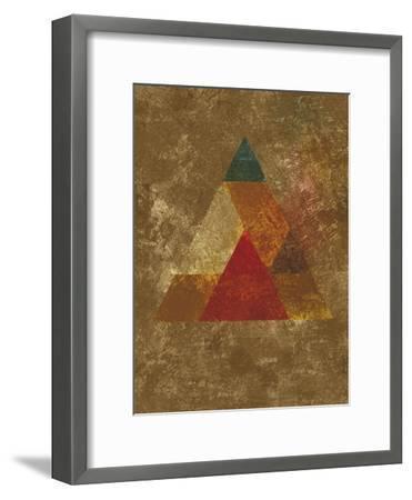 Try 5-Spires-Framed Art Print