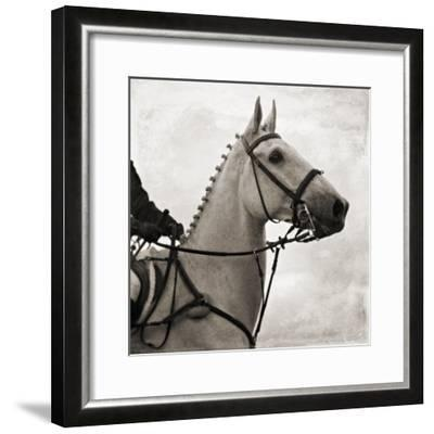 Dressage - The Counter-Pete Kelly-Framed Giclee Print