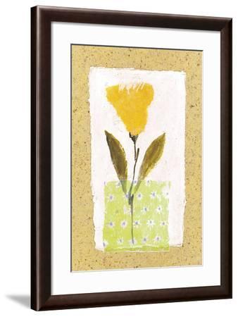 Spring Stems II-Nadja Naila Ugo-Framed Giclee Print