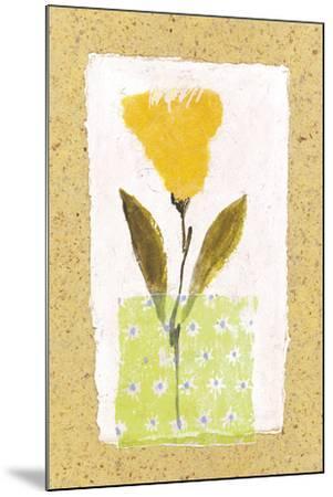 Spring Stems II-Nadja Naila Ugo-Mounted Giclee Print