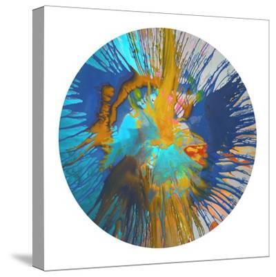 Circular Motion II-Josh Evans-Stretched Canvas Print