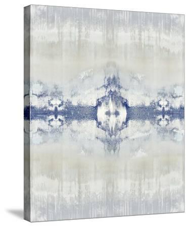 Entice - Indigo-Ellie Roberts-Stretched Canvas Print