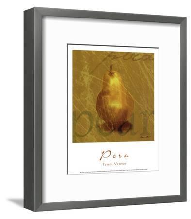 Pera-Tandi Venter-Framed Art Print