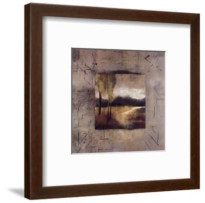 Provincial Moment I-Helen Zarin-Framed Art Print