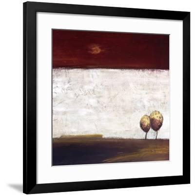 Treetops II-Ursula Salemink-Roos-Framed Art Print