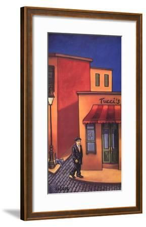 Tucci's-Will Rafuse-Framed Art Print