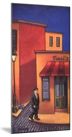 Tucci's-Will Rafuse-Mounted Art Print
