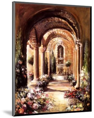 Viterbo-Mary Dulon-Mounted Art Print