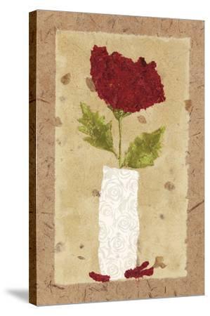Spring Stems V-Nadja Naila Ugo-Stretched Canvas Print