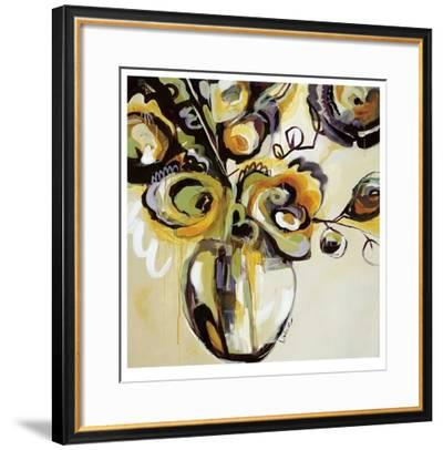 Blooming Plumes-Angela Maritz-Framed Limited Edition