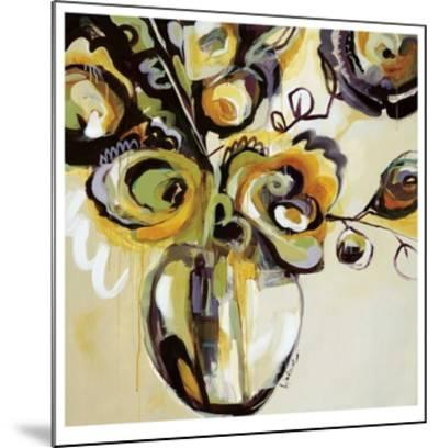 Blooming Plumes-Angela Maritz-Mounted Limited Edition