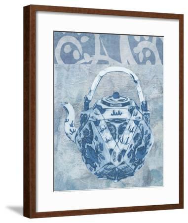 Chinese Teapot I-Naomi McCavitt-Framed Giclee Print
