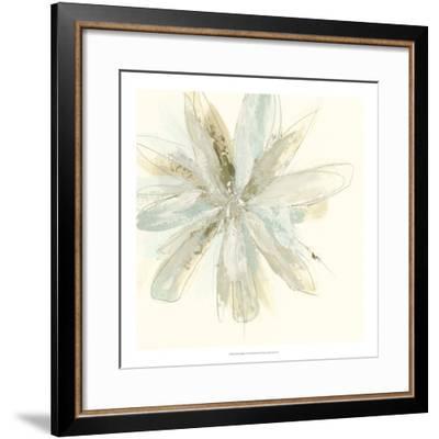 Floral Impasto I-June Erica Vess-Framed Giclee Print