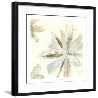 Floral Impasto II-June Erica Vess-Framed Giclee Print